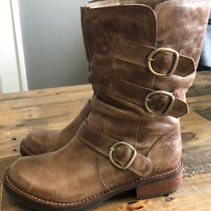 Matisse - Harley leather slouch boot